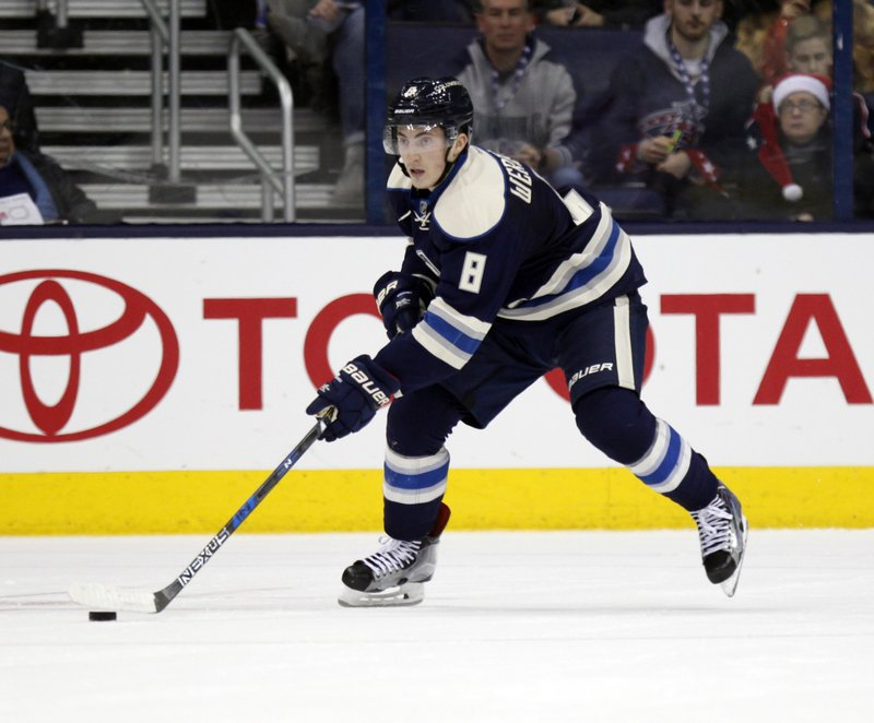 buy popular 3ad1e fef33 Elite young defensemen adapting to NHL faster than ever