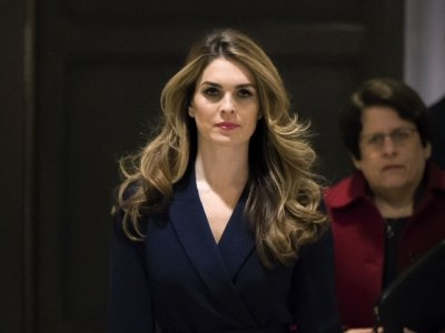 WH Communications Director Hope Hicks Resigning