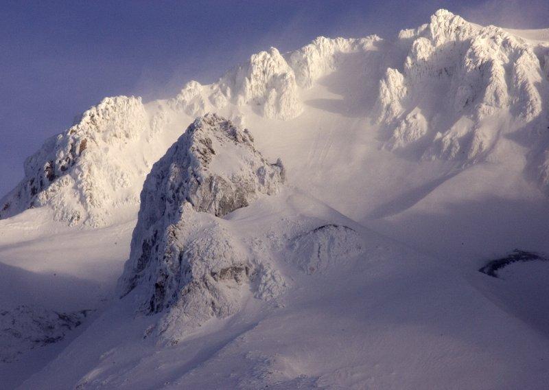 The Latest: Mount Hood, a popular but dangerous peak