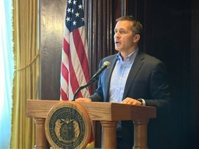 Missouri Gov. Decries 'Political Witch Hunt'