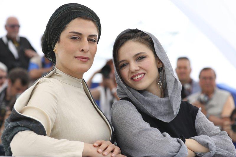 Behnaz Jafari, Marziyeh Rezaei