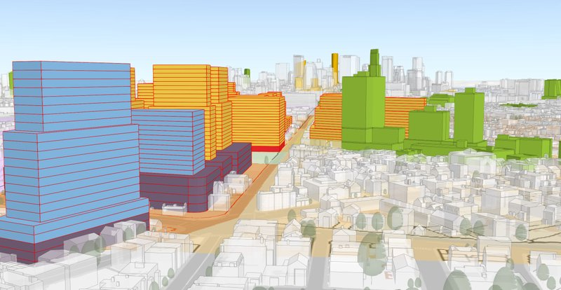 Esri Developing ArcGIS Urban to Help Cities Orchestrate Real Estate Development