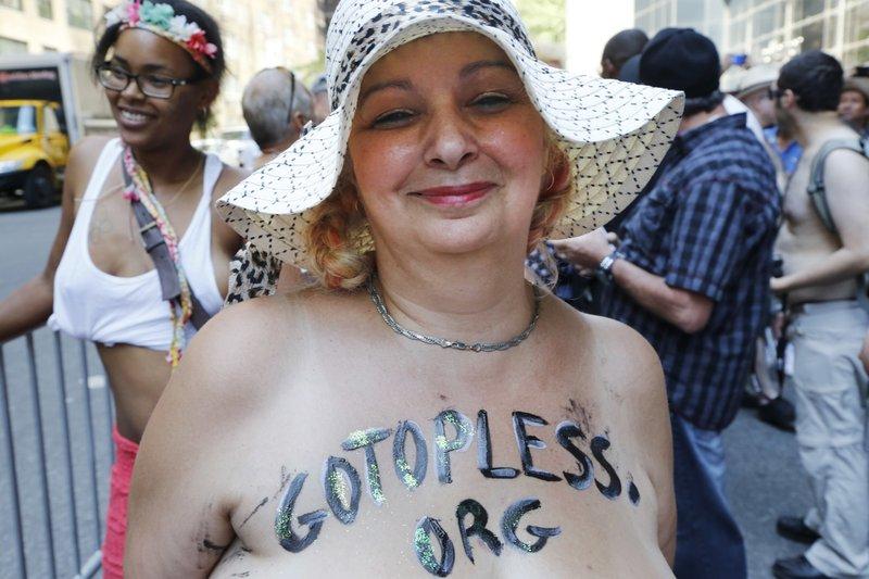 Naked black girl public