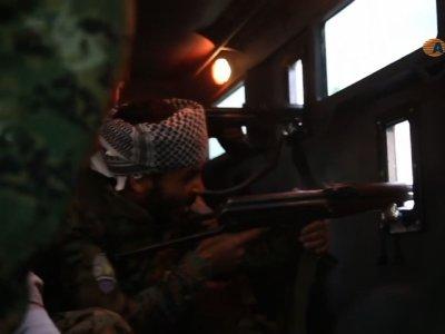Syrian Commander: Raqqa Captured From Militants