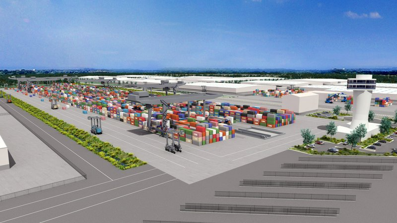 Kalmar and Navis to Deliver World-First State-of-the-Art Intermodal Automation Solution for Qube's Moorebank Logistics Park, Sydney