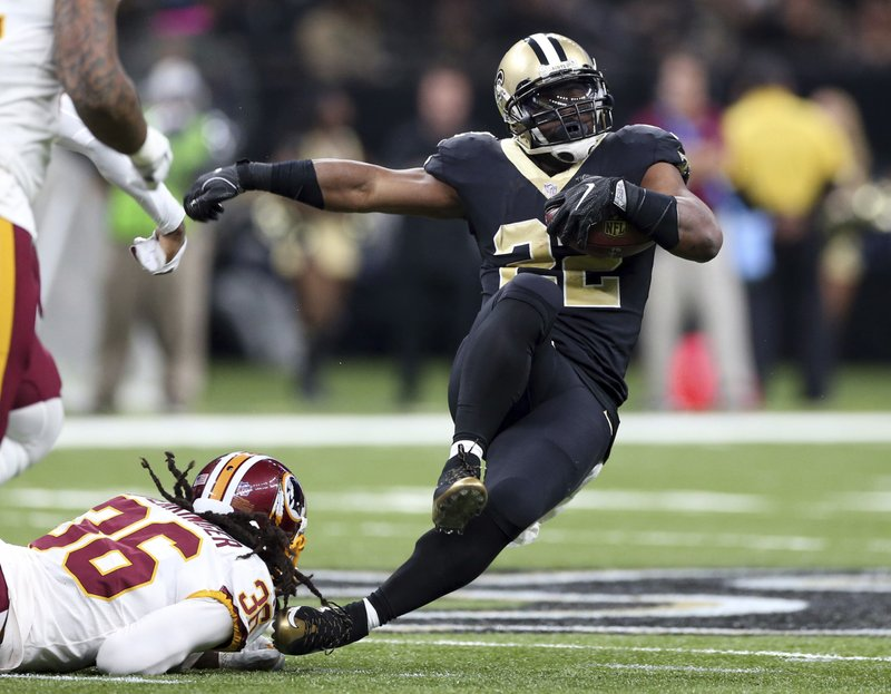 Mark Ingram, D.J. Swearinger
