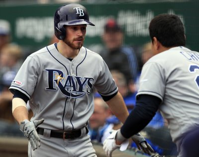 3ea7d6e7357 Rays rally to beat Royals 3-1 for 4-game split