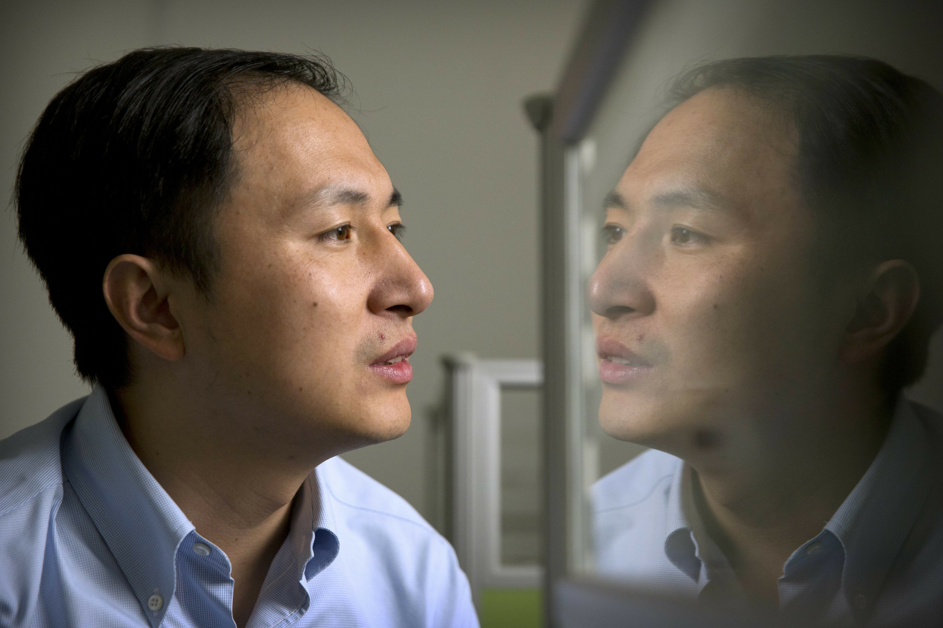 China seems to confirm scientist's gene-edited babies claim