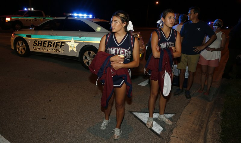 Sheriff: Shooting at football game unrelated to school