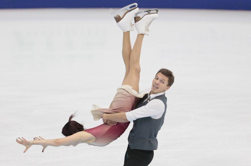 Ekaterina Bobrova, Dmitri Soloviev