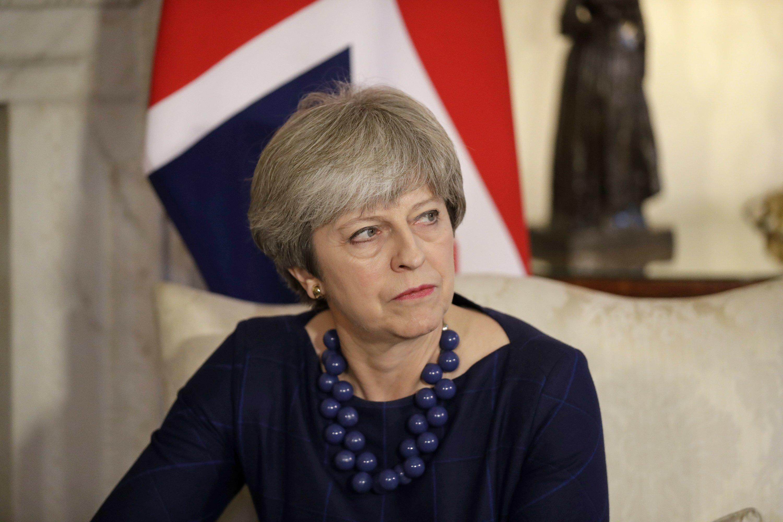 Man held in terror plot to kill British prime minister