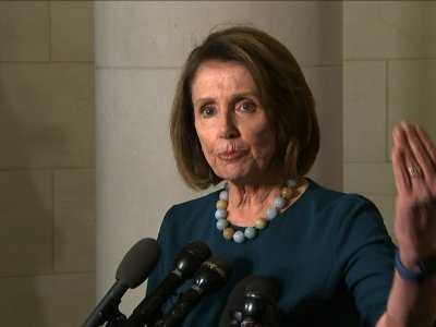 House Democrats Stick with Pelosi Leadership