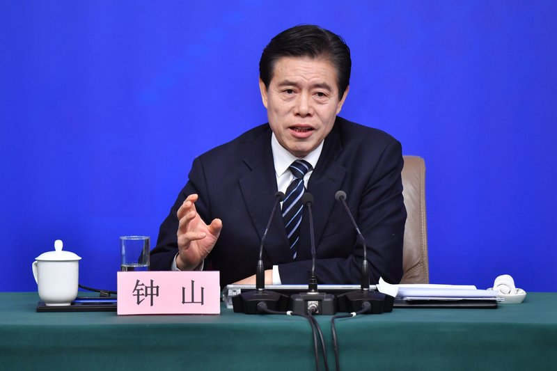 China warns trade war will be a 'disaster'