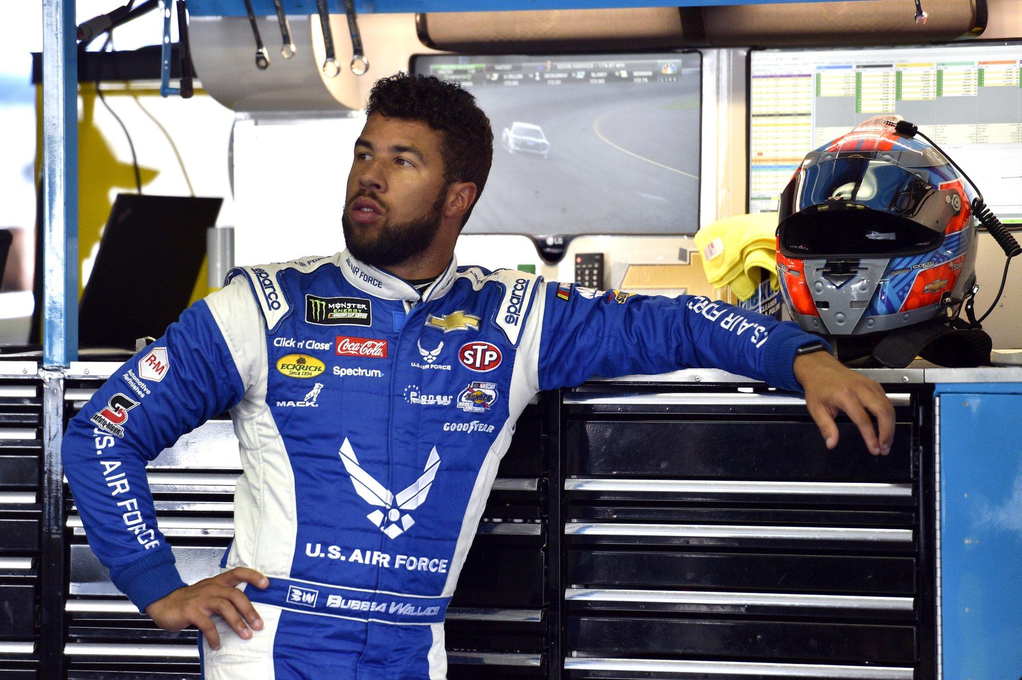 apnews.com - Jenna Fryer - Bubba Wallace has sights on blazing more trails in NASCAR