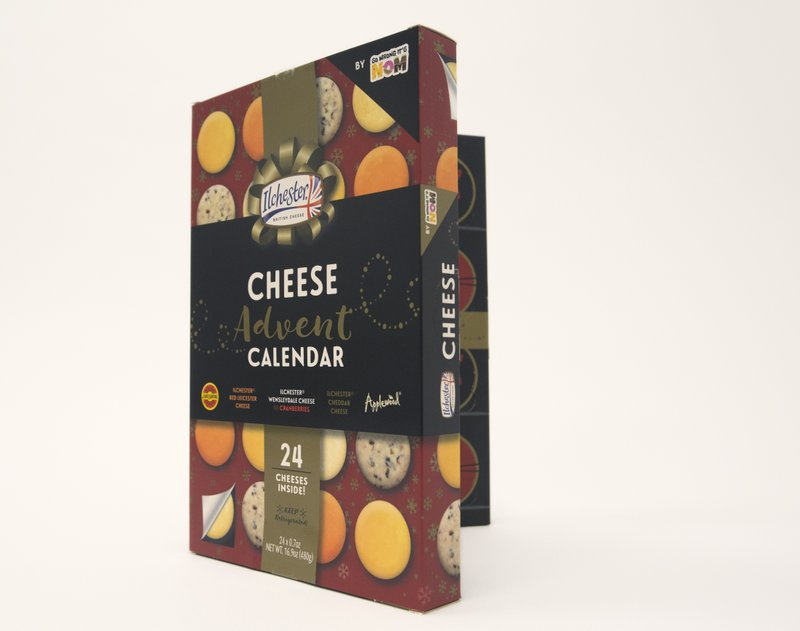 Aldi Cheese Advent Calendar.Forget The Chocolate Advent Calendars Go For Booze Cheese