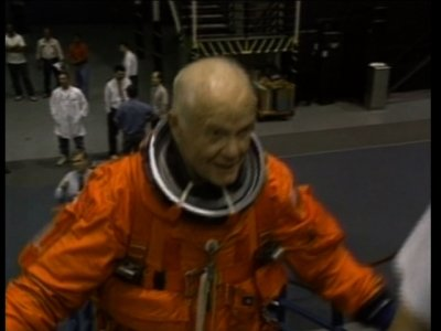 Astronaut and Sen. John Glenn Dead at 95