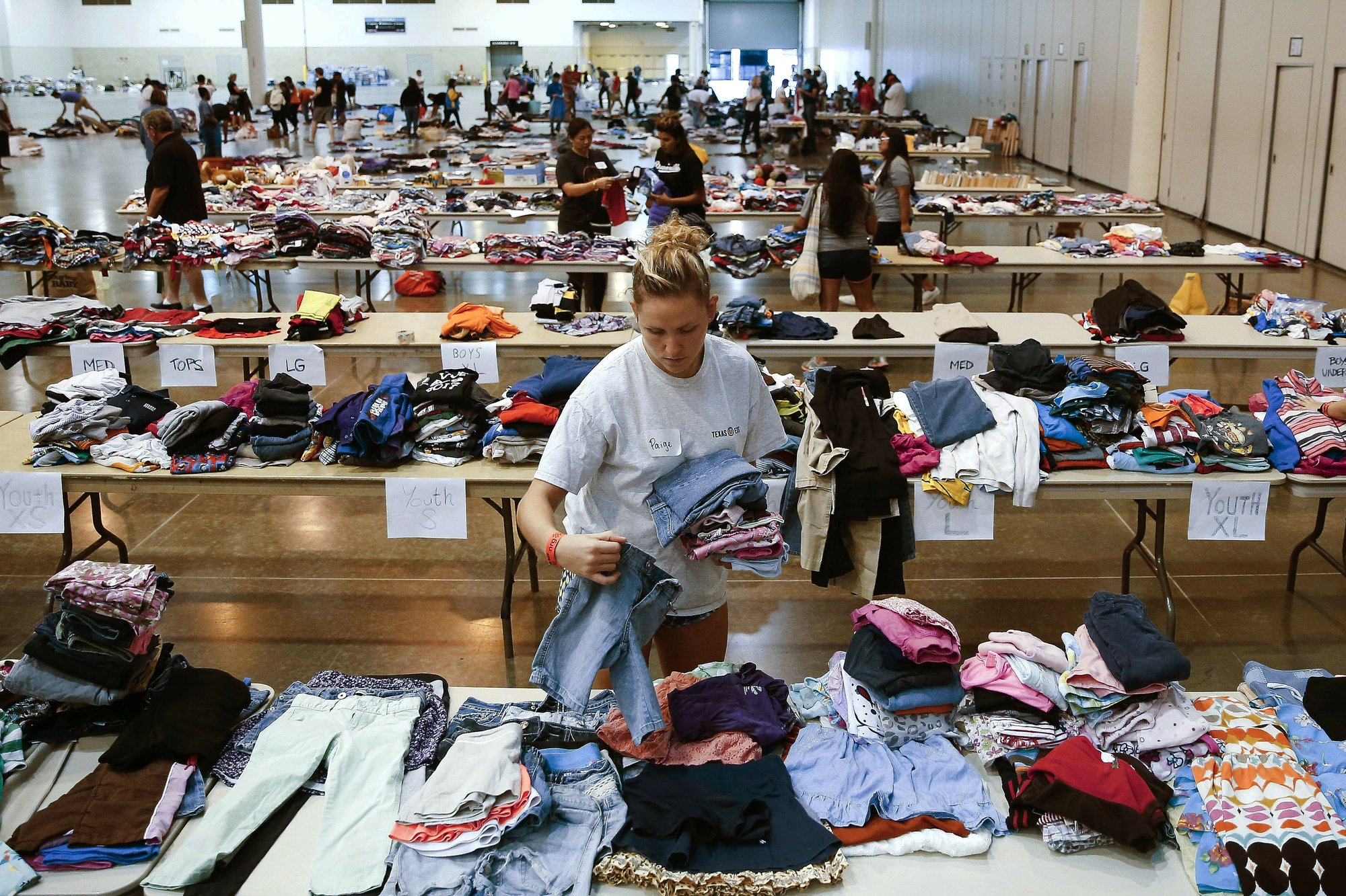 Want To Help After Harvey A Guide To Donations