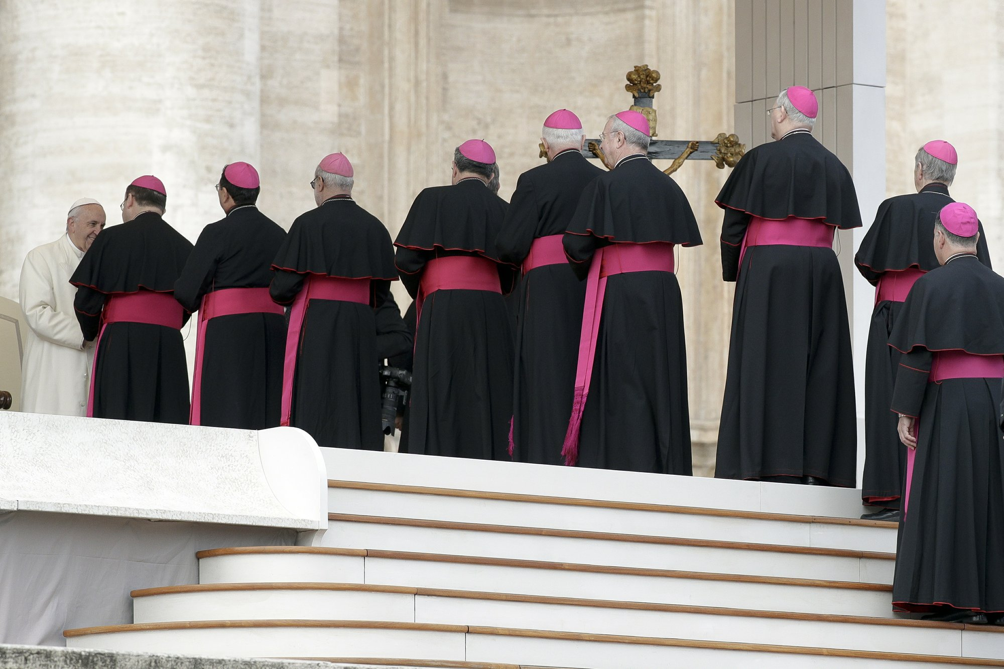 Popes Briefing System Under Scrutiny After Chile Gaffe