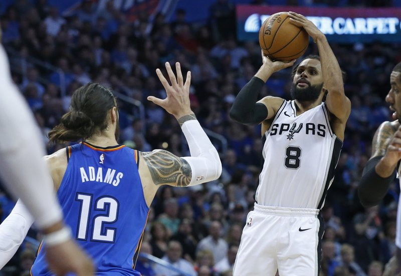 Patty Mills, Steven Adams