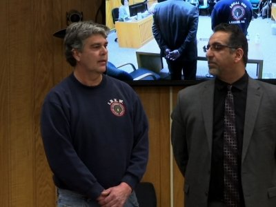 Victims' Father Apologizes For Rushing at Nassar