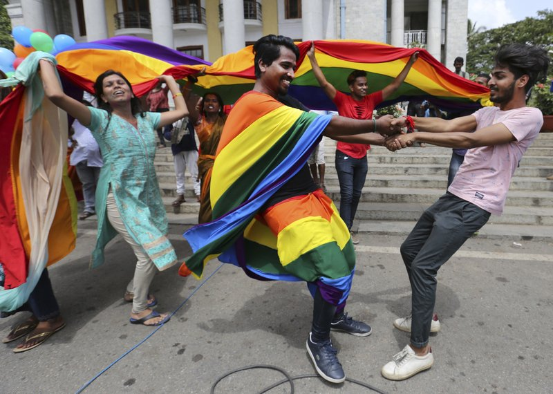 Indický Gay sex party