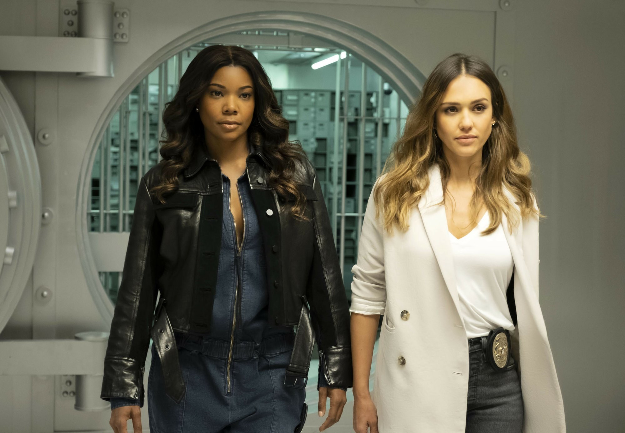 Gabrielle Union, Jessica Alba in charge of 'L.A.'s Finest'