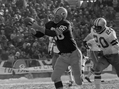 Former Packers Player Remembers 1967 Ice Bowl