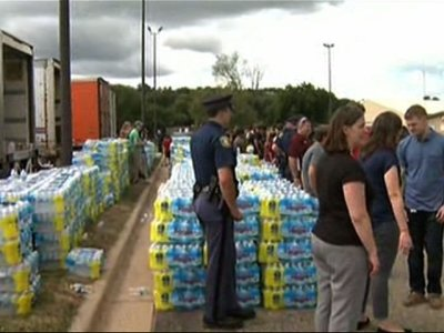 Michigan City Facing Contaminated Water Supply