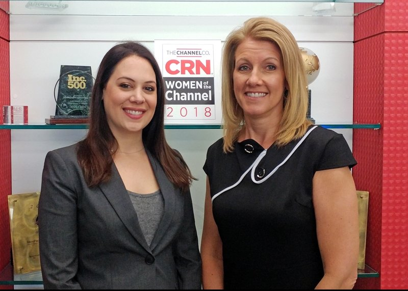 Barb Huelskamp and Justine Glatter of MicroPact Recognized as CRN 2018 Women of the Channel