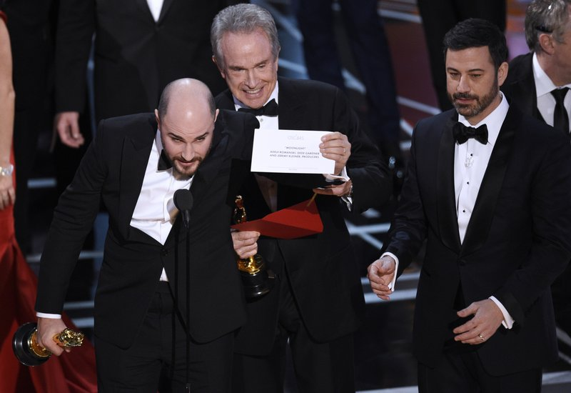 6 new rules to prevent Oscars envelope gaffe