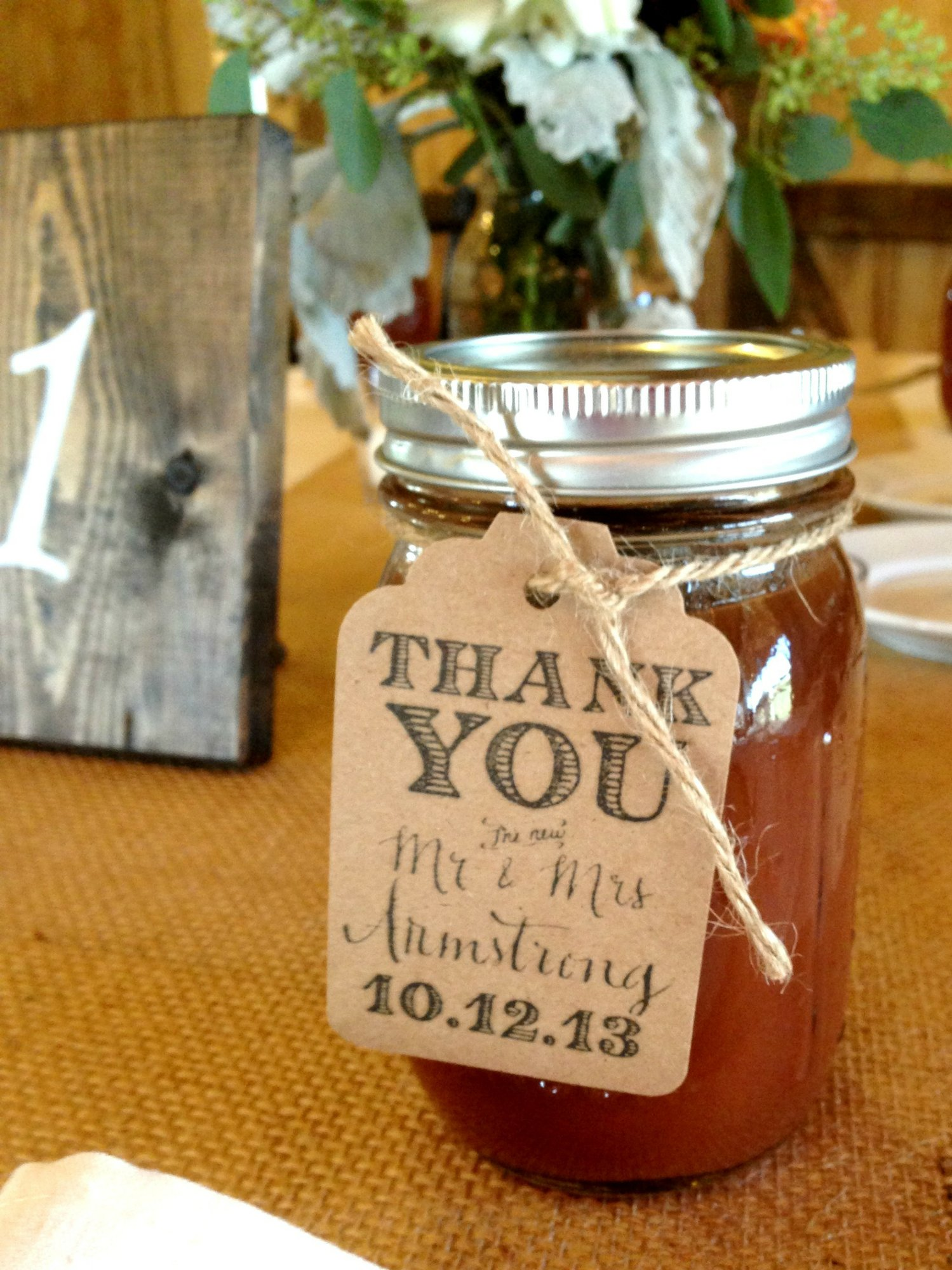 For Wedding Favors Personalize Localize Do It Yourself