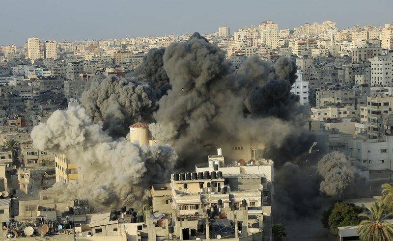 That necessary, israeli airstrike gaza strip