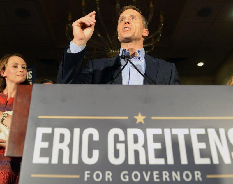 Ex-Navy SEAL Eric Greitens wins Missouri governor primary