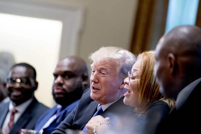 Donald Trump, Alveda King