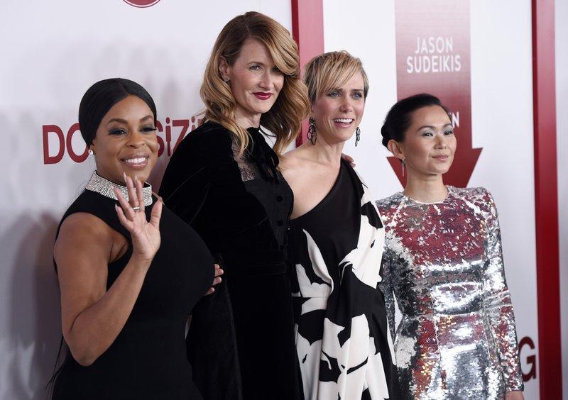 Niecy Nash, Laura Dern, Kristen Wiig, Hong Chau