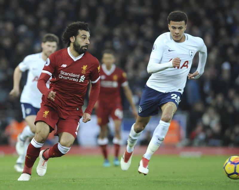 Mohamed Salah, Dele Alli