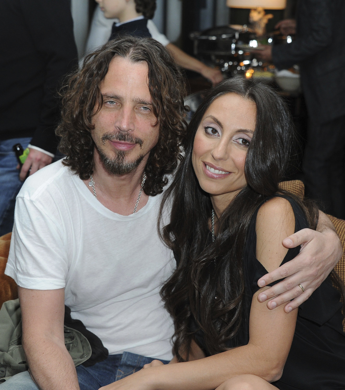 Chris Cornell's widow still awaiting details about his death