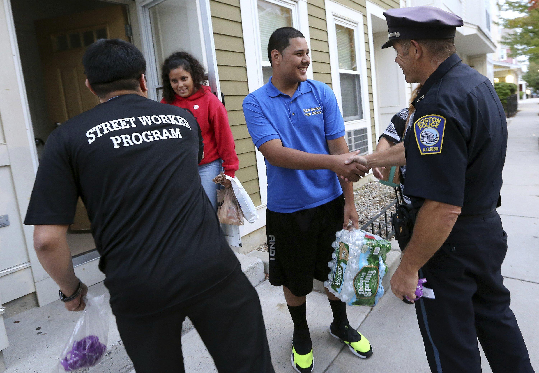 Boston breathing easier after major raid on MS-13 gang