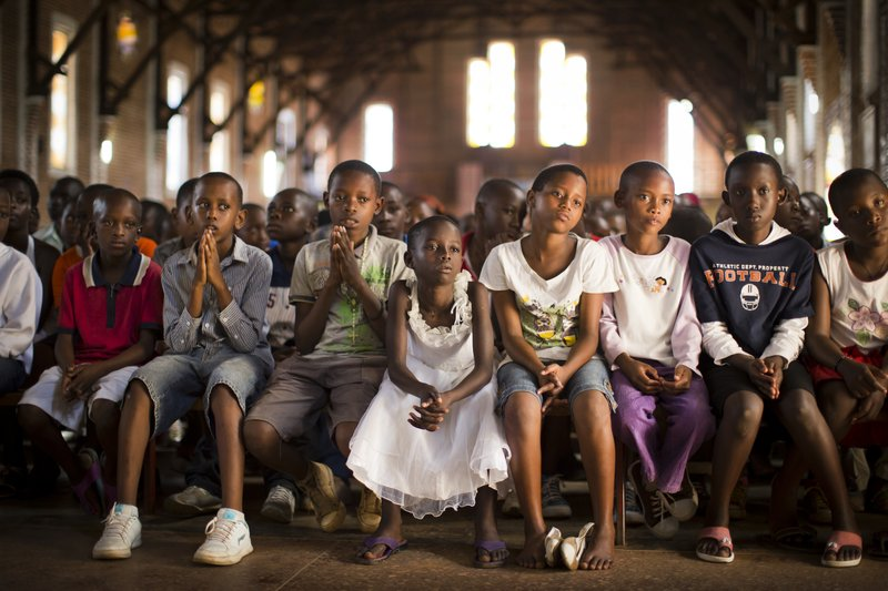 Rwanda: Catholic bishops apologize for role in genocide