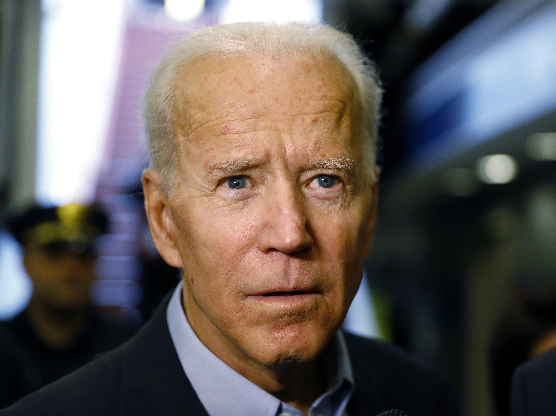 Biden motivated by Virginia racial violence, Trump response