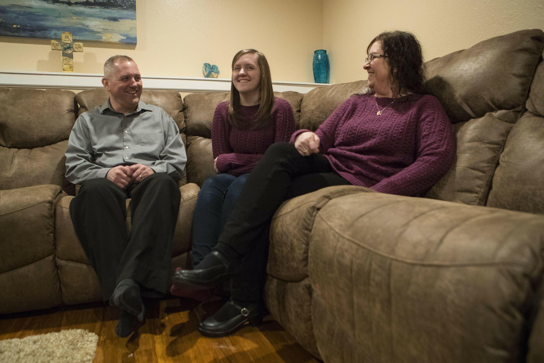 South Dakota family faces rare brain disease