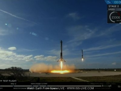 Elon Musk 'Incredibly Proud' of SpaceX Launch