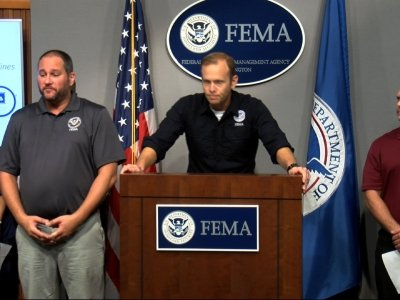 FEMA on Florence: 'Do not let your guard down'