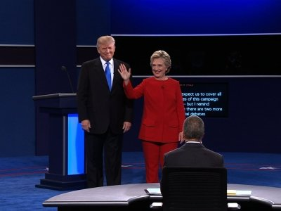 Debate Analysis: Clinton Solid Against Trump