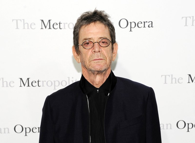 Library opens archive dedicated to rocker Lou Reed