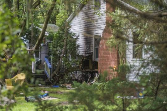 Cops: Ligonier Township man said he set home on fire because he wanted new house