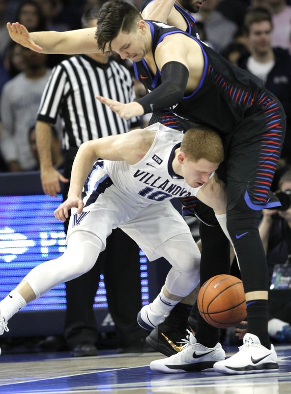 Donte DiVincenzo, Marin Maric