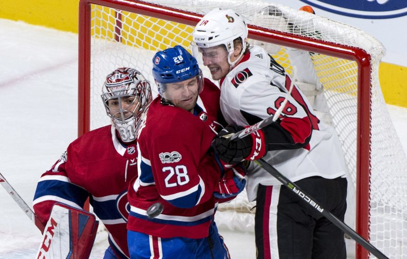 Carey Price Jakub Jerabek Ryan Dzingel