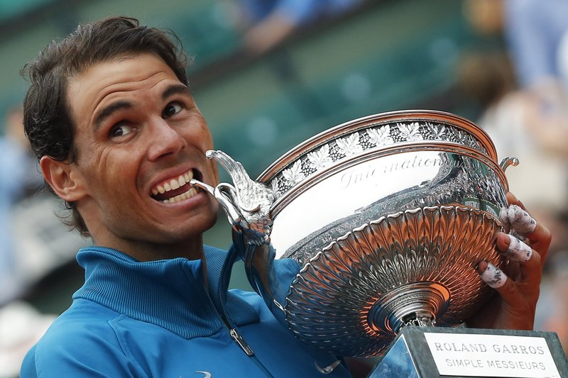 This One Goes To 11 Nadal Beats Thiem For French Open Title