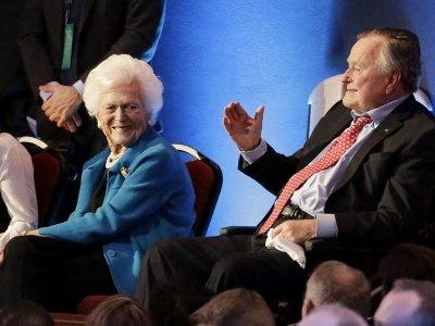Bush Spokesman Talks Hospitalization